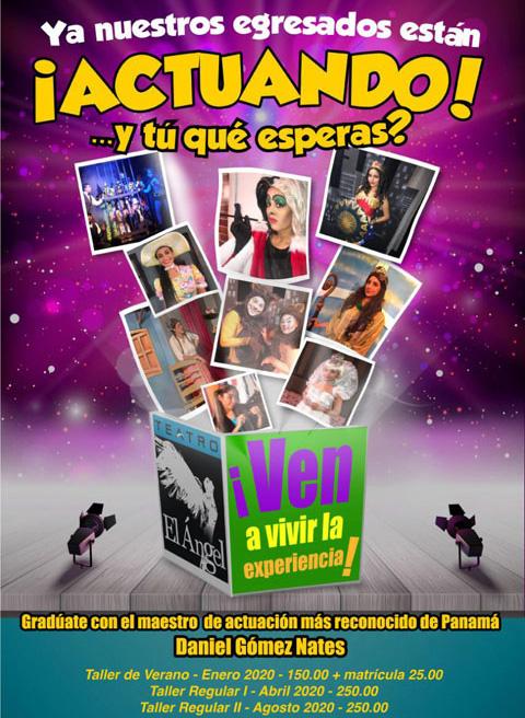 Cusrsos Teatro El Angel