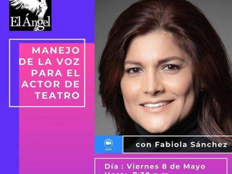 Webinar: Teatro El Angel