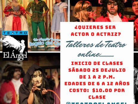 Talleres de Teatro El Angel